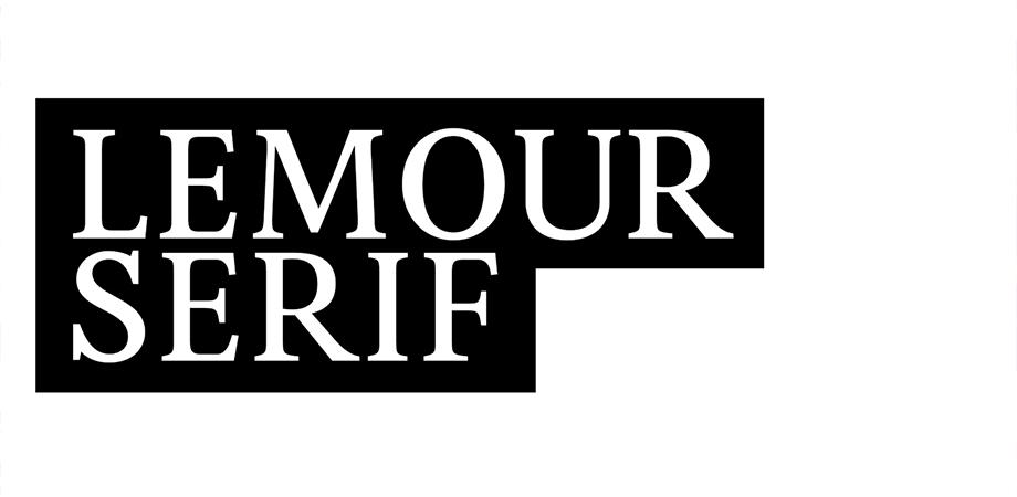 lemour-serif-free-font