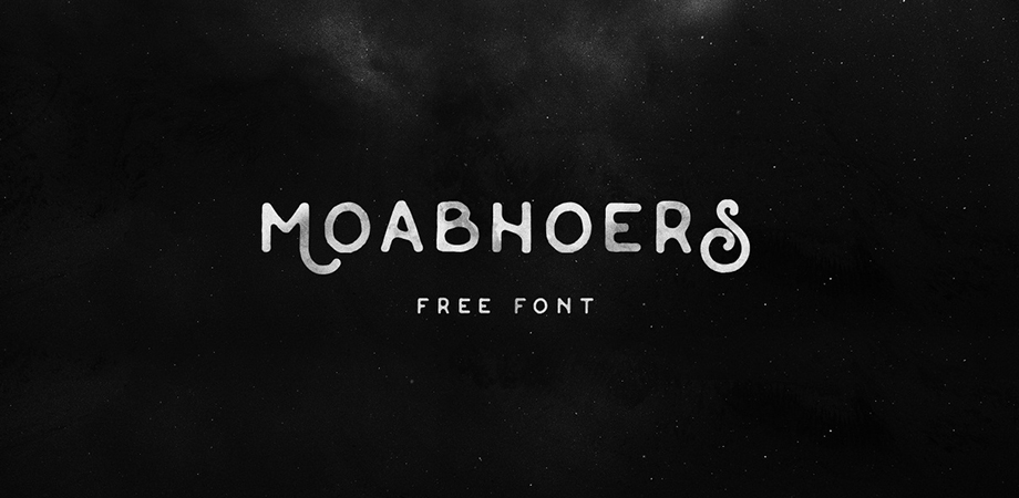 moabhoers-free-font