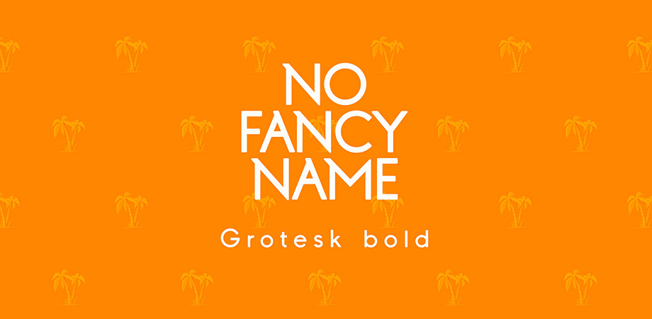 no-fancy-name-free-font