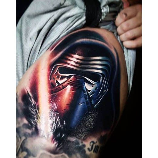 Tattoo Star Wars
