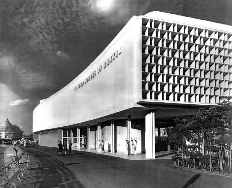 Pavilhão de Nova York 1939-lucio costa-niemeyer